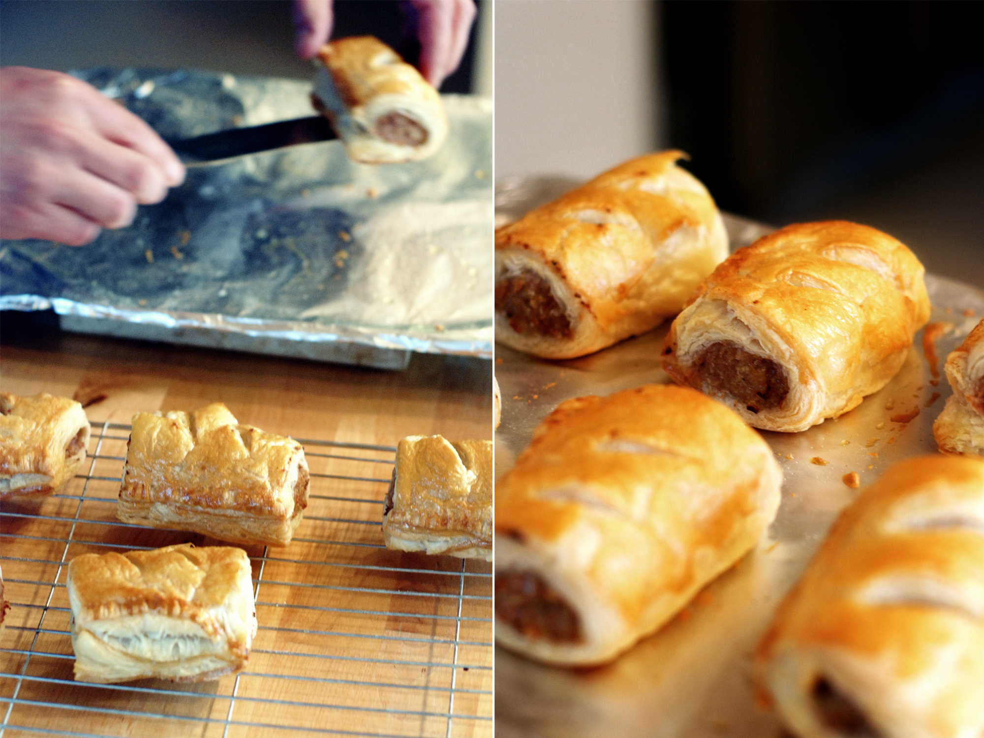 Ed S Sausage Rolls Things We Make