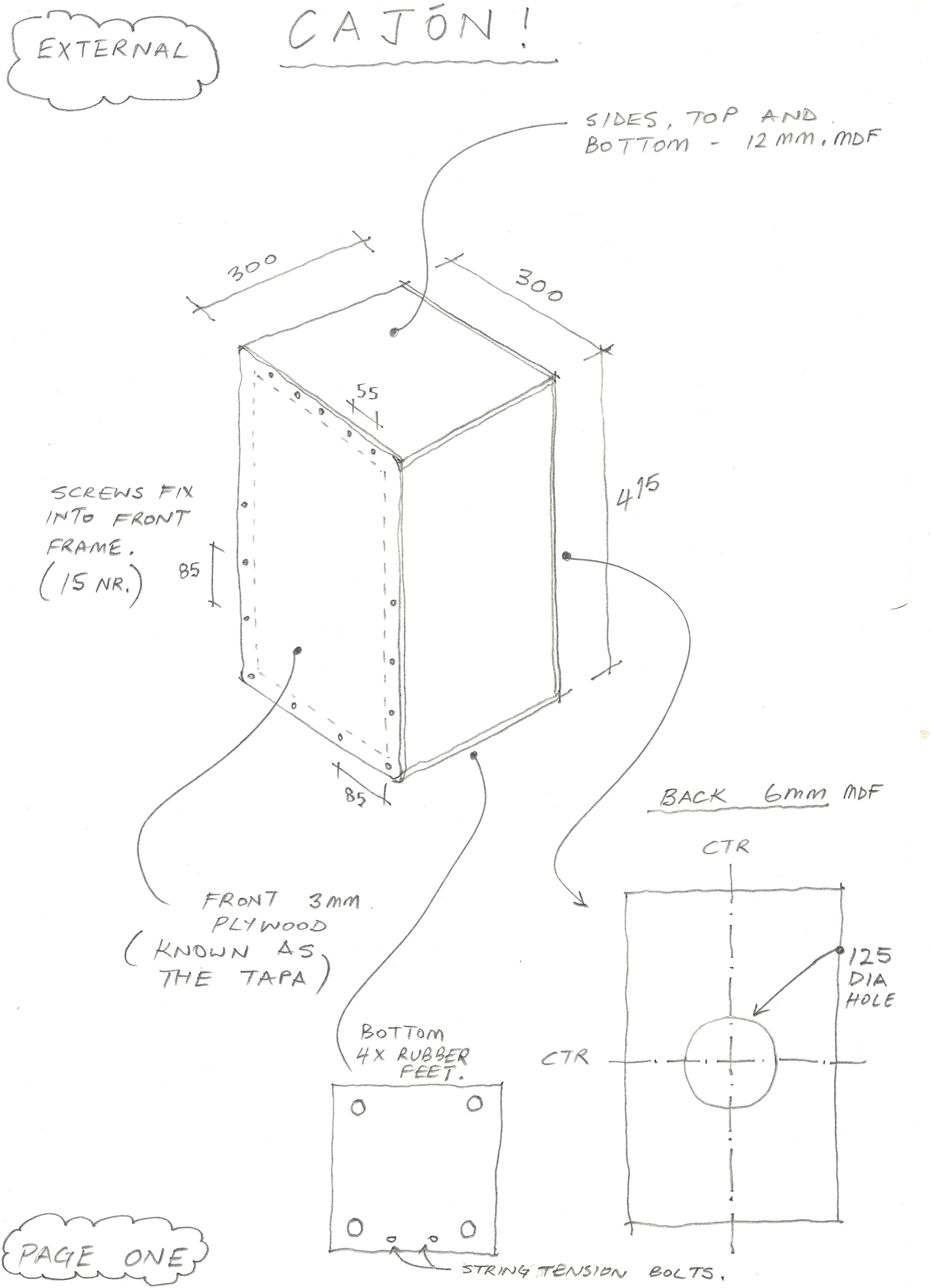 How To Make A Caj 243 N Things We Make