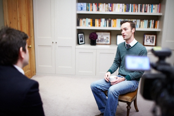 Peter's Interview