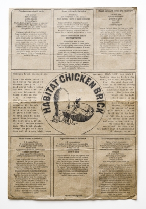 Chicken Brick Instructions