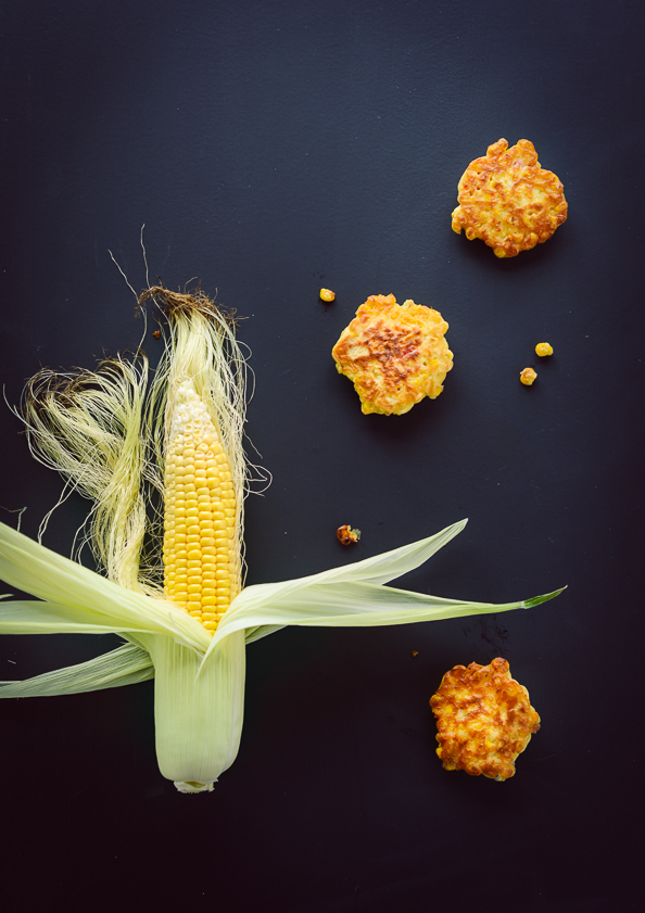 Sweetcorn Fritters on thingswemake