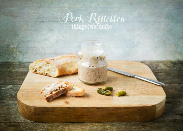 Rillettes on things{we}make