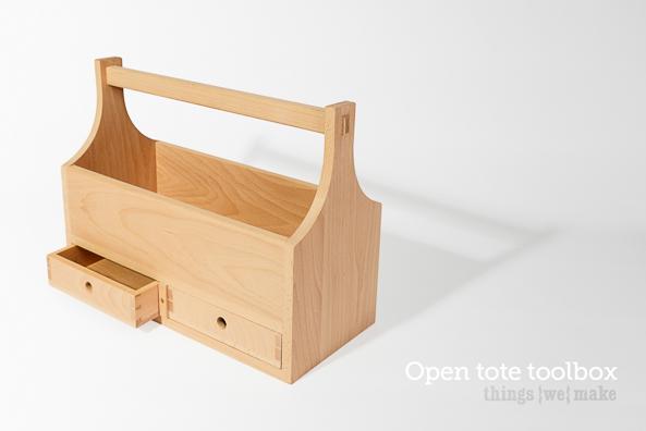 Elegant Wooden Machinist Tool Box Plans