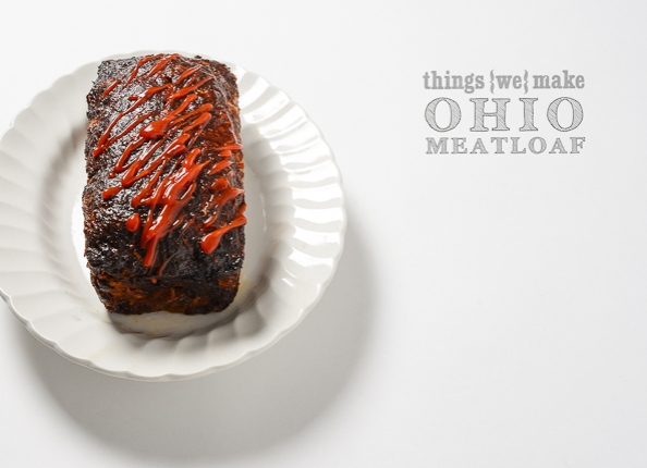 Meatloaf on things{we}make