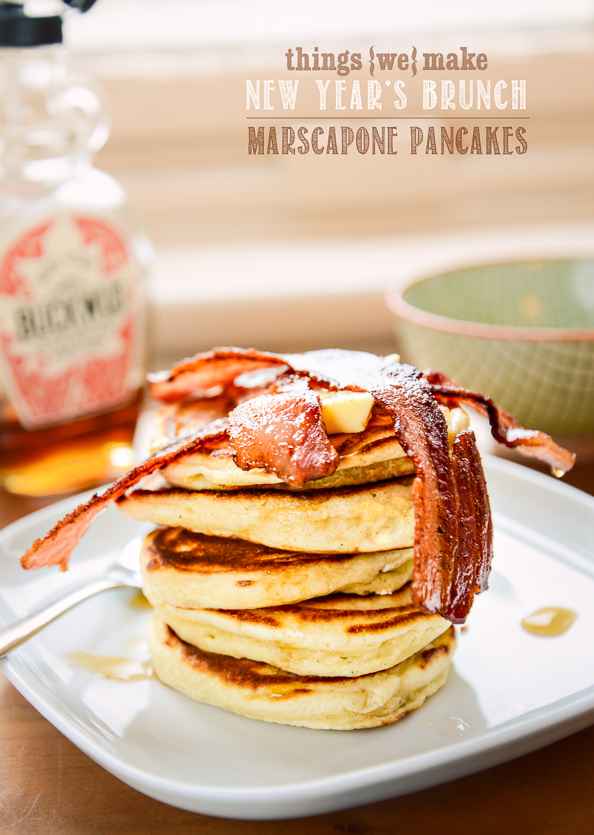 New Years Day Pancakes