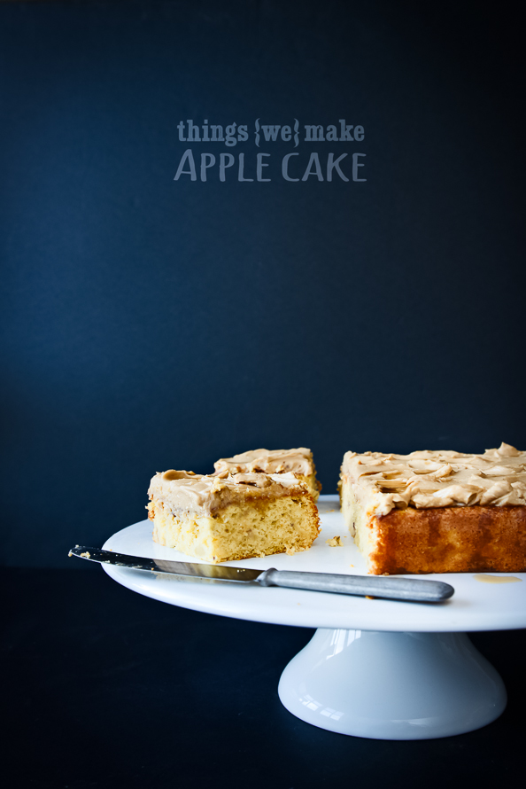Things{we}make Apple Cake