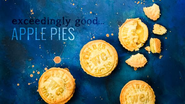 Things{we}make - Apple Pies