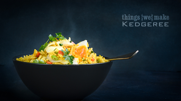 Kedgeree on thingswemake