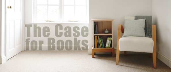 The Case for Books - Things{we}make