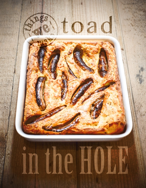 Toad in the Hole on things{we}make