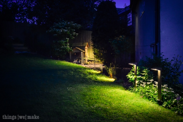 Philips myGarden Solar Lights on things{we}make