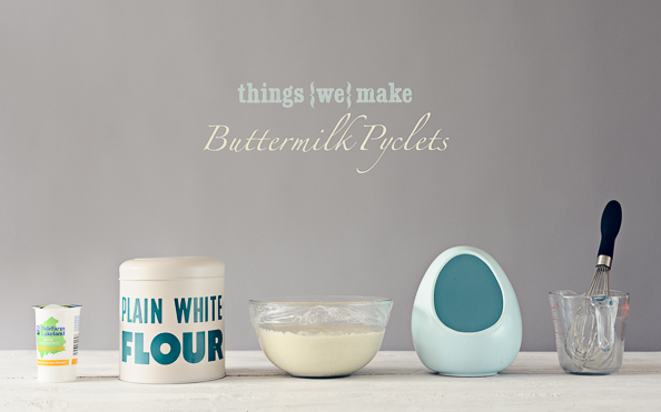 Things{we}make - Buttermilk Pyclets