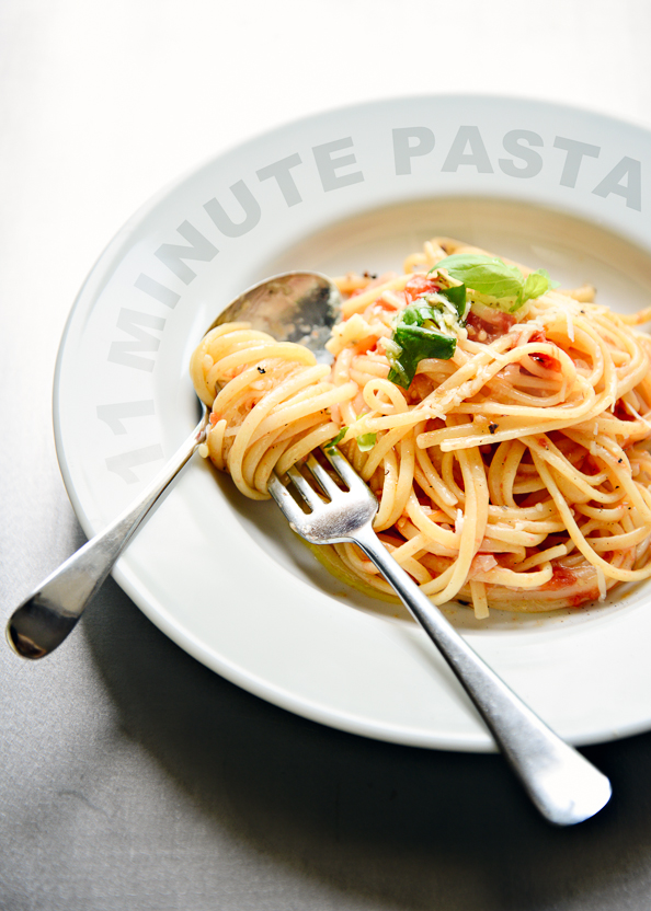 11 Minute Pasta on things{we}make