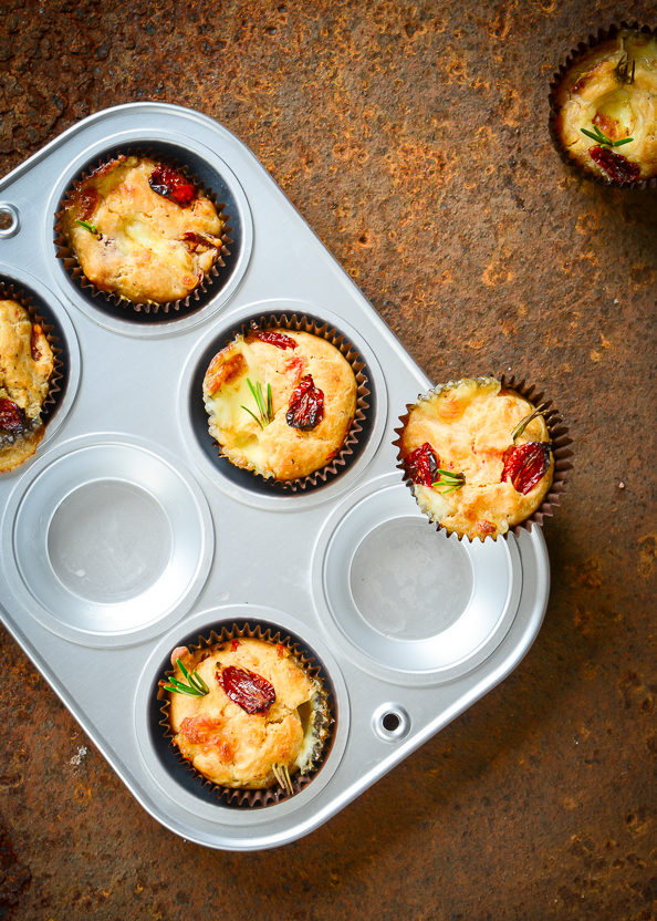 Savoury Muffins on things{we}make