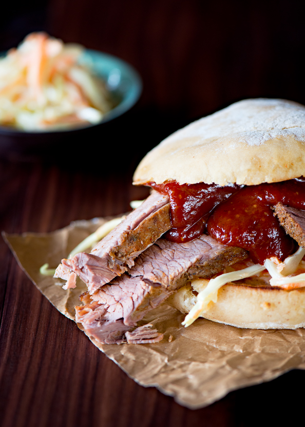Brisket in a Bun on things{we}make