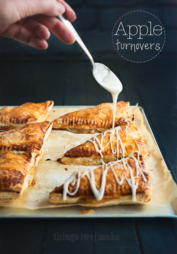 Things{we}make Apple Turnovers