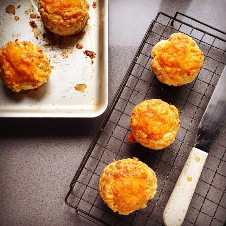 Cheese Scones on Things{we}make