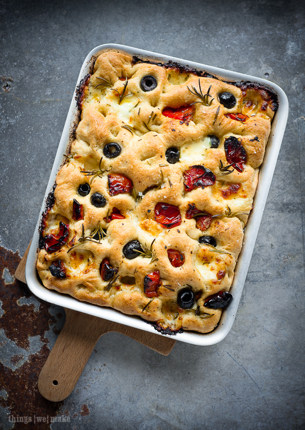 Focaccia on things{we}make