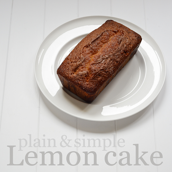 Lemon Cake - things{we}make