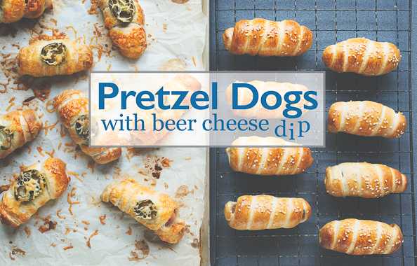 PretzelDogs-Title THINGSWEMAKE