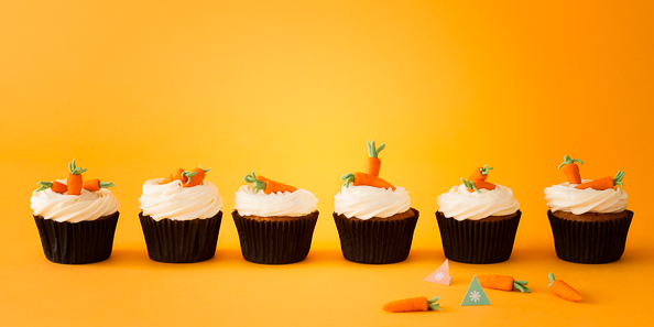 Carrot Cupcakes on Thingswemake